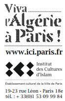 logo ici viva l'algerie