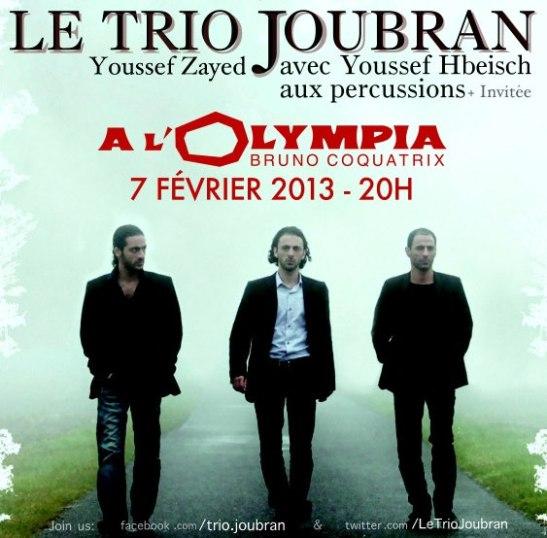 Trio Joubran Olympia