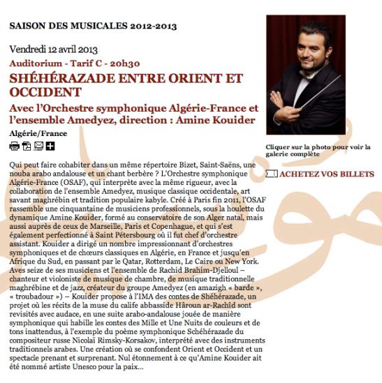 orchestre symphonique france-algérie