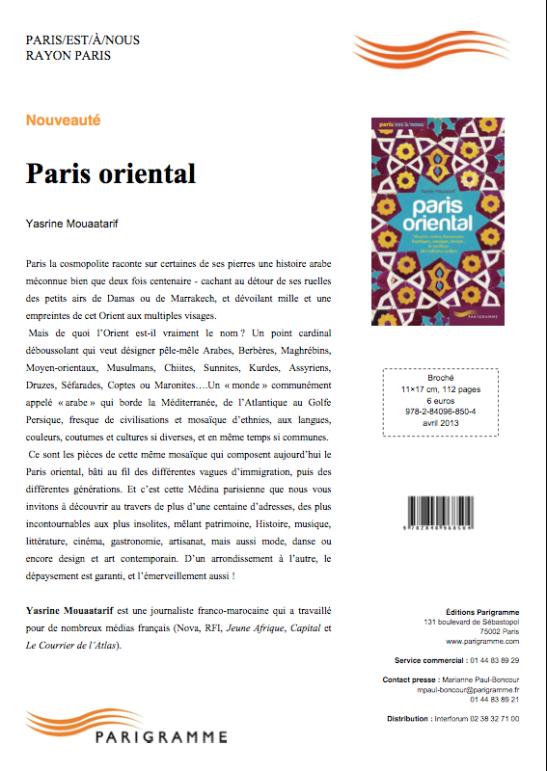 paris oriental 2