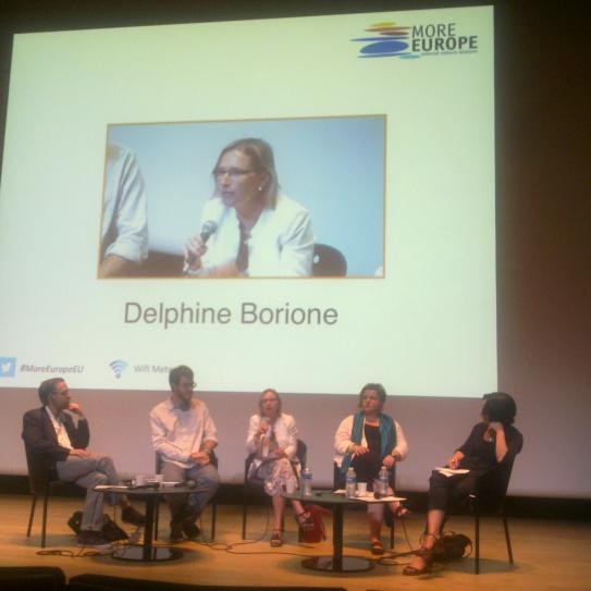 Delphine Borione
