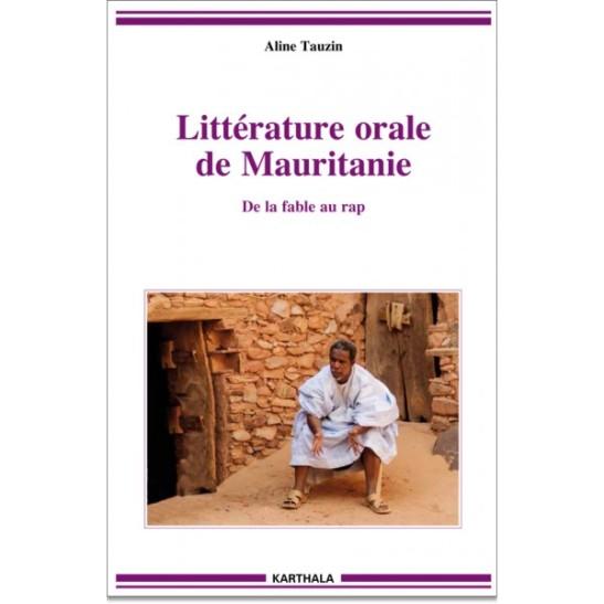 literatture orale mauritanie