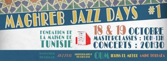 maghreb jazz day
