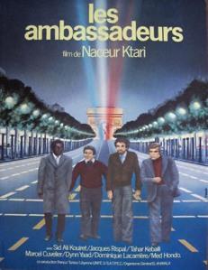 affiche les ambassadeurs