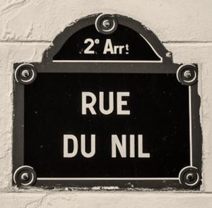 rue du nil