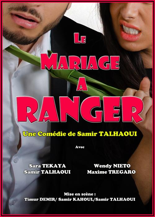 le mariage à ranger