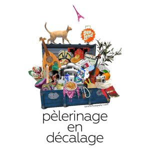 pelerinage en decalage